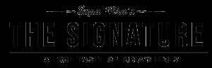 The-Signature-Logo-BW